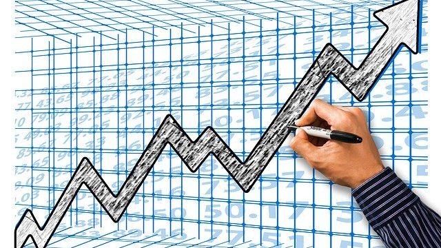 習得への折れ線グラフ
