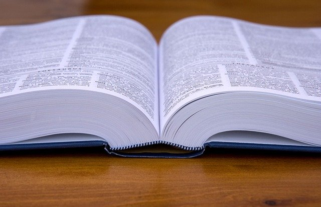 英語で書かれた本